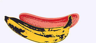 andy warhol pop art banana - photo #20