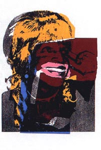 ANDY WARHOL Ladies and Gentlemen